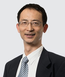 Photo of Dr. An Heng