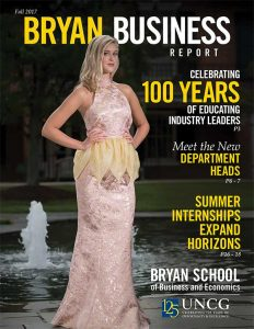 Bryan Business Report, Fall 2017