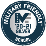 Military Friendly School - Silver - 20-21