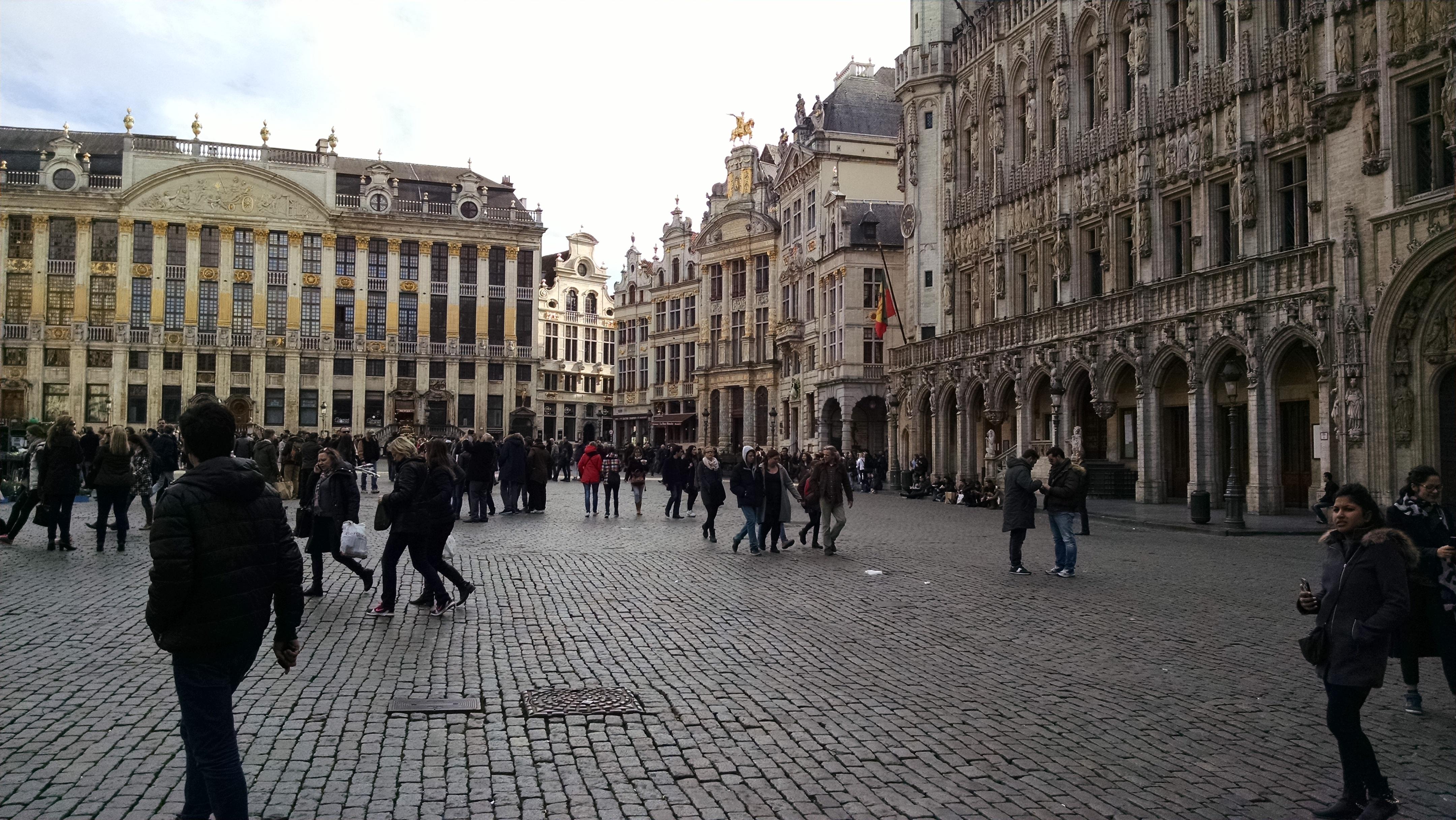 A Weeklong Immersion In Belgian Culture Bryan School Of