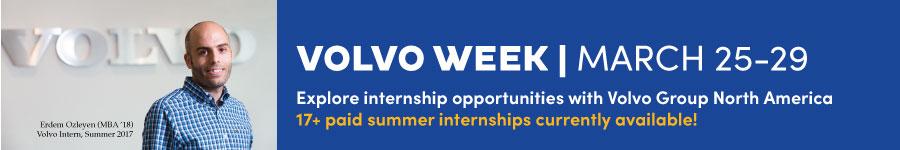 Volvo Week header