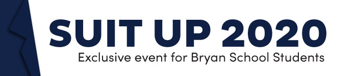 Suit Up 2019: Professional dress event for Bryan students