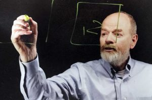 Associate professor Dr. David Upton